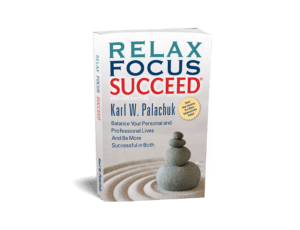 Relax Focus Succeed Book