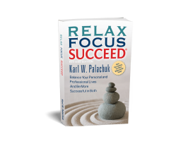 Relax Focus Succeed Book